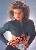 Autograph of C.C.Catch